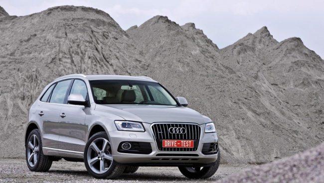 Audi Q5 – вздыбленная мощь и стопроцентная уверенность