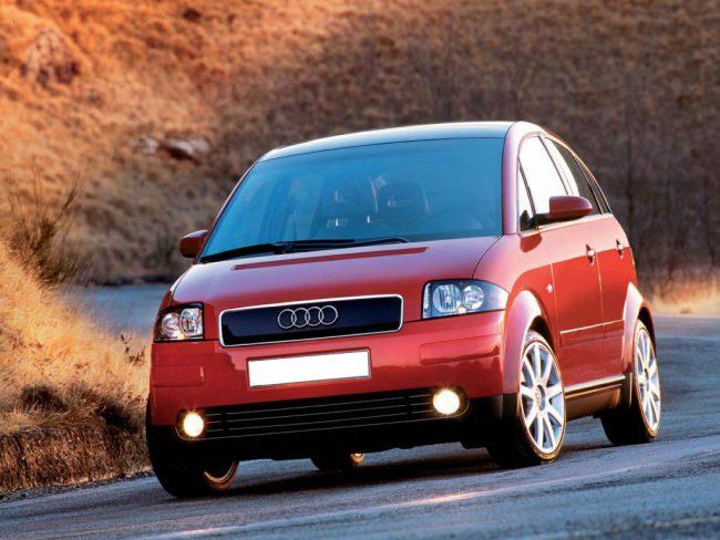 Автомобиль Audi A2