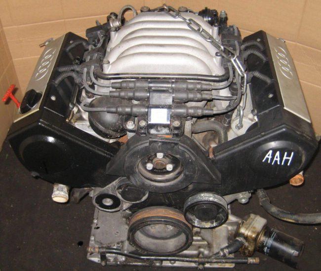 Бензиновый силовой агрегат AAH