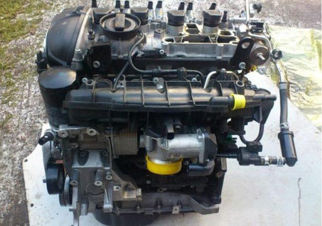 Двигатель CDNB
