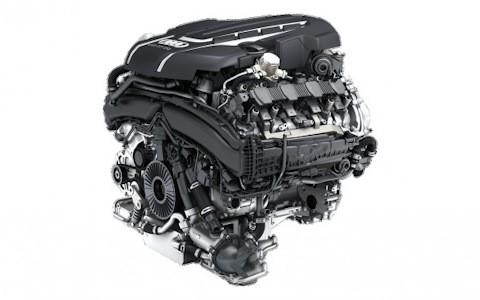 CGTA – мощь и элегантность под капотом Audi S8