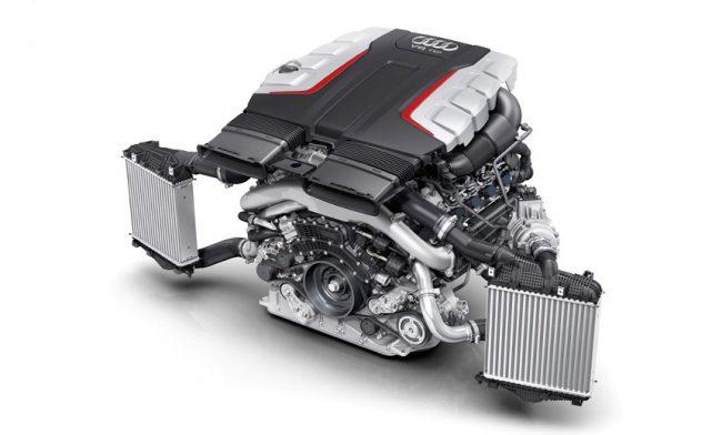 Новый 4-литровый дизель с заводским кодом CZAC