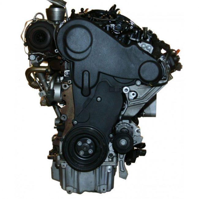 Дизельный мотор CLJA