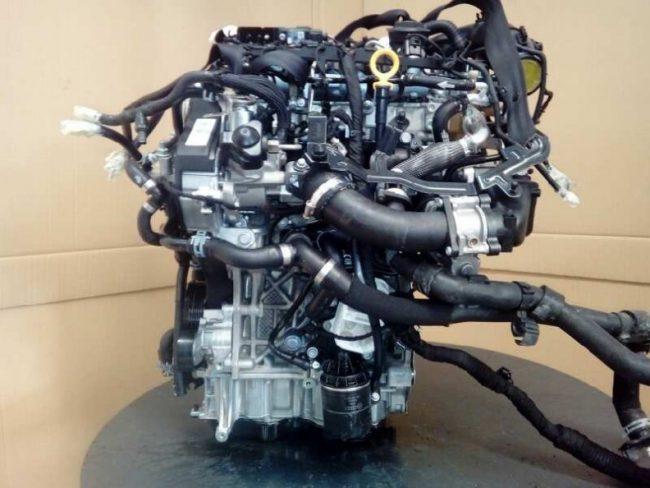 Дизельный мотор CUSB