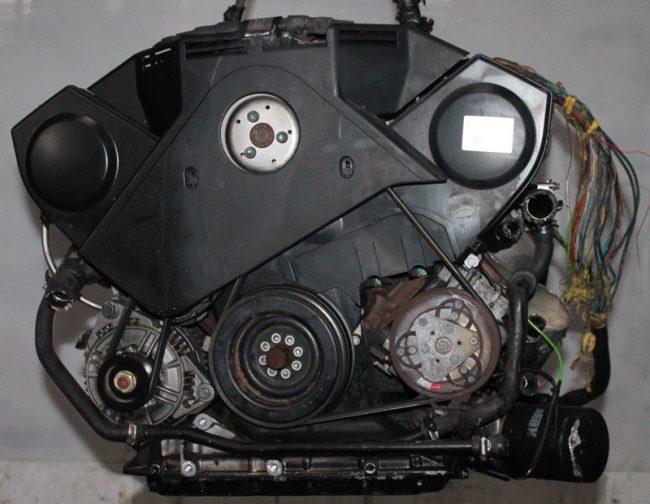 Двигатель AAH