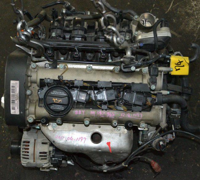 Двигатель BBY