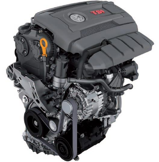 Двигатель CHHB