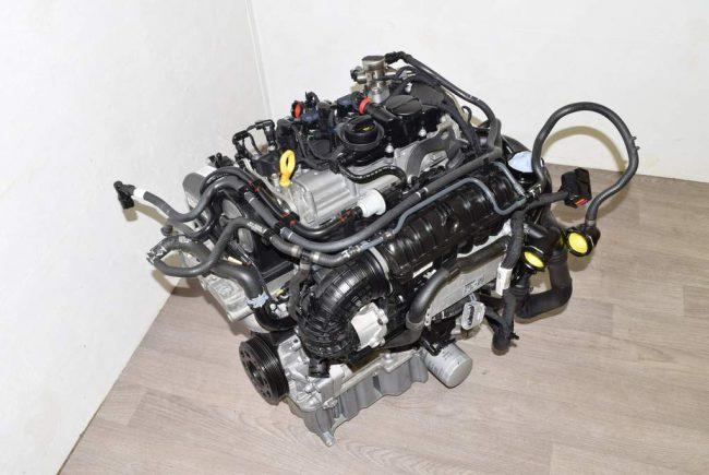 Двигатель DADA