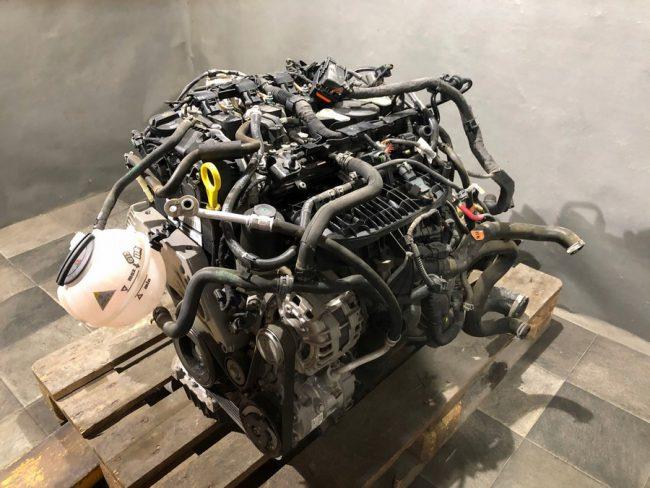 Двигатель DAJB