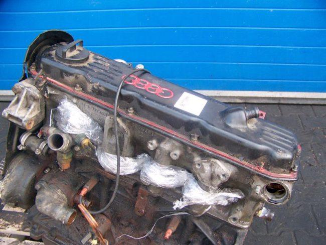 Двигатель MC
