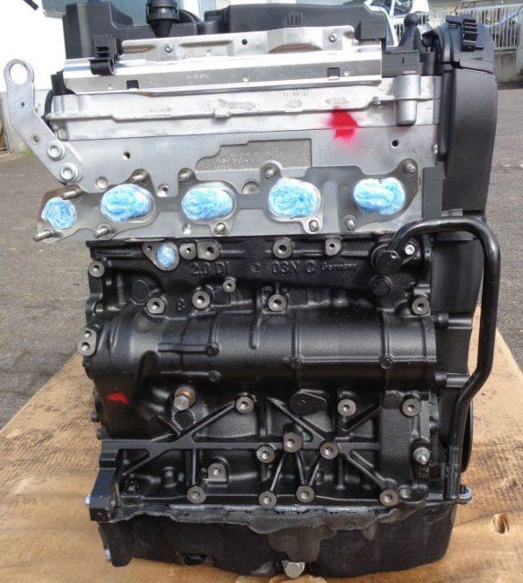 Контрактный двигатель Volkswagen Tiguan