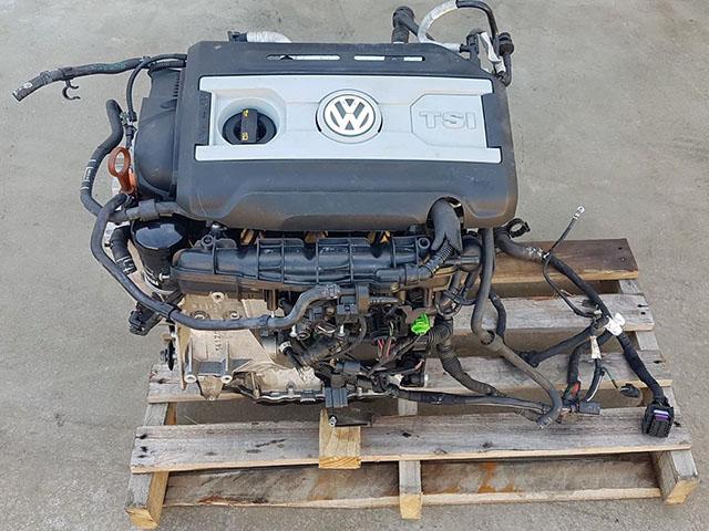 Мощный двигатель CCZB