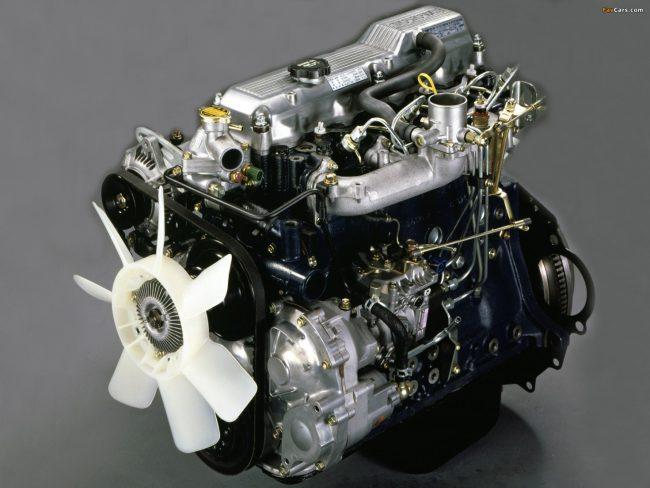 Мотор 3B