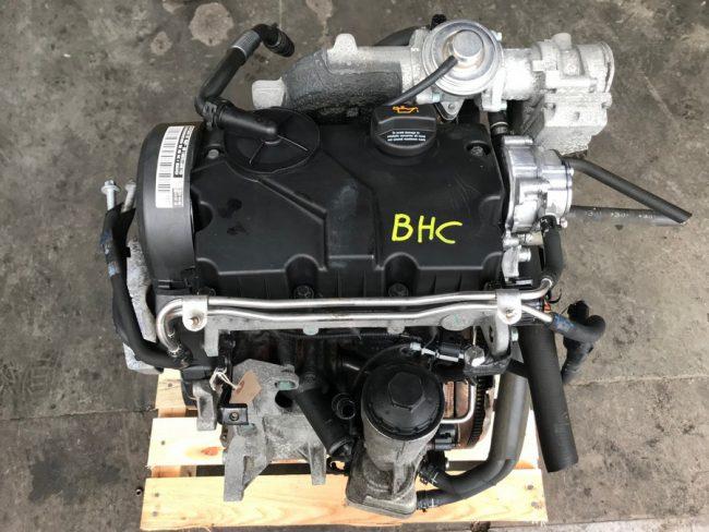 Мотор BHC