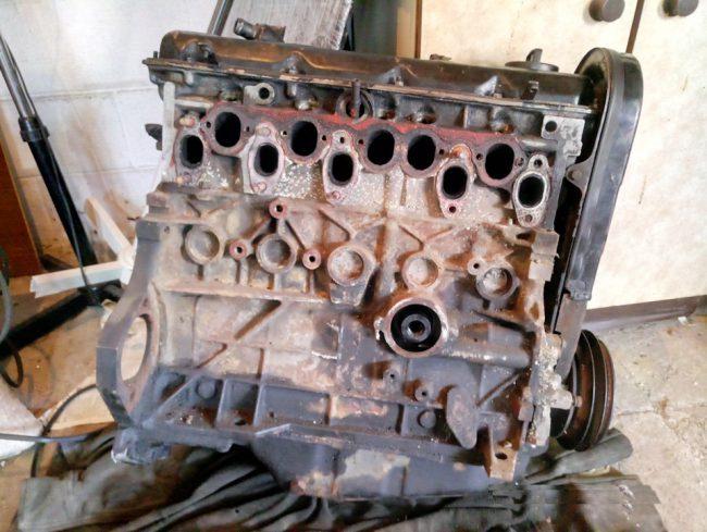 Мотор KU