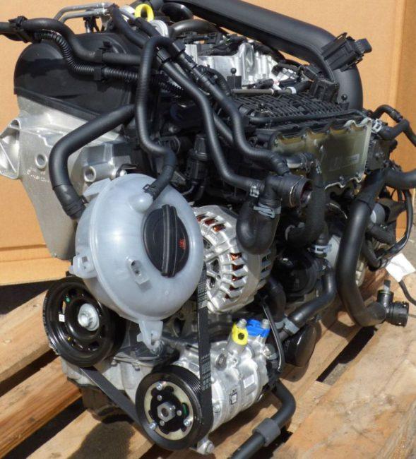 Силовой агрегат CZDA