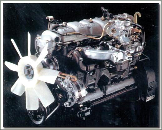 Мотор 2F