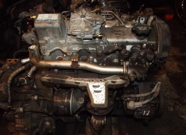 Toyota 2C-E