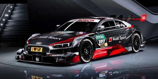 Audi RS 5 DTM – база испытаний пятицилиндровых турбированных моторов