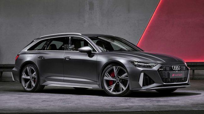 Audi RS6 Avant: мощнее – просто некуда