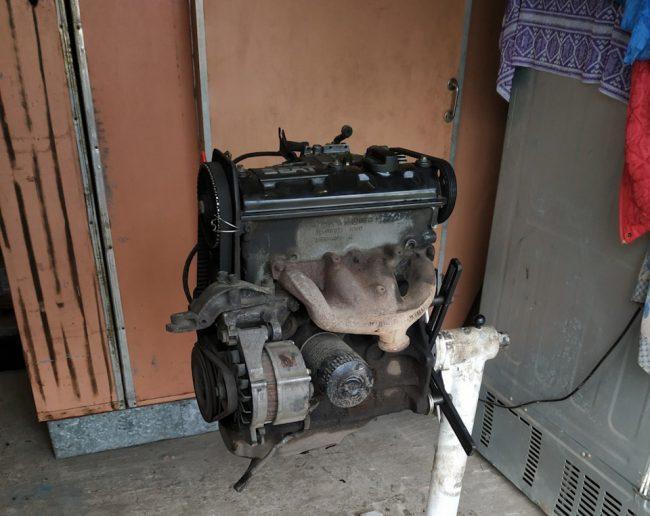 Дизельный агрегат MN