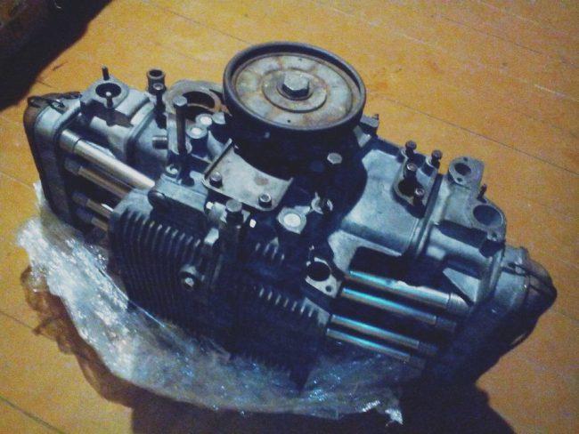 Двигатель DG
