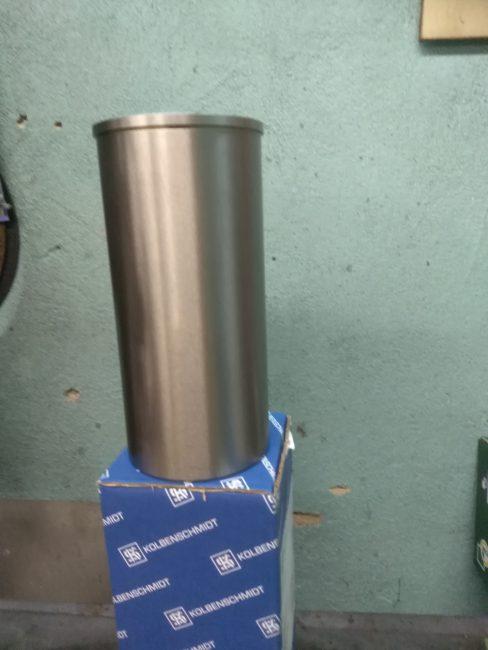 Гильза для ремонта двигателя BAC