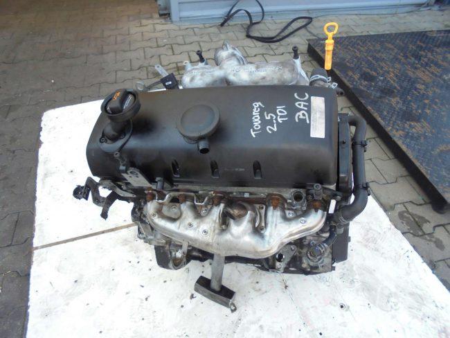 Мотор BAC