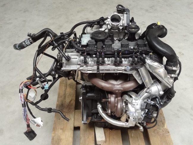 Мотор CJKB