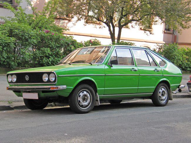 Первое поколение Volkswagen Passat