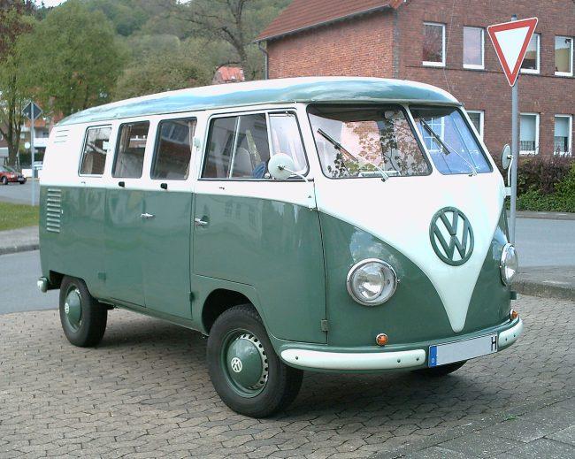 Первое поколение Volkswagen Transporter