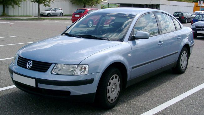 Пятое поколение Volkswagen Passat