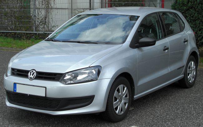 Пятое поколение Volkswagen Polo