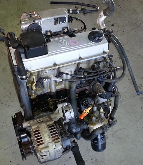 Силовой агрегат VAG 2E