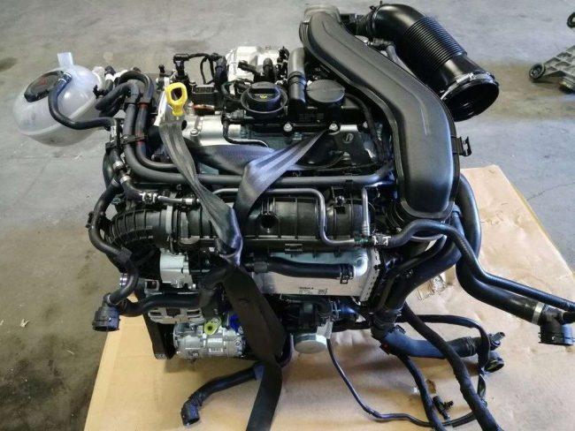 Современный мотор DADA
