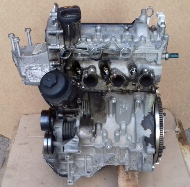 Трехцилиндровый мотор BMD