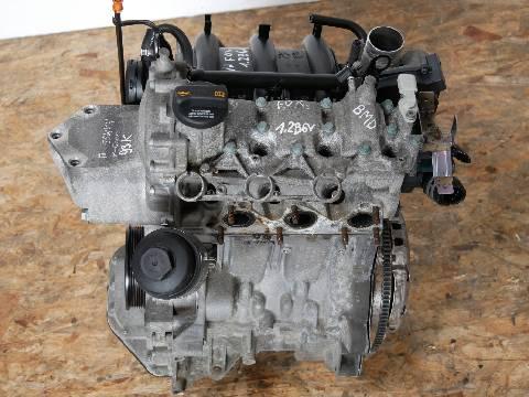 Трехцилиндровый популярный двигатель BMD