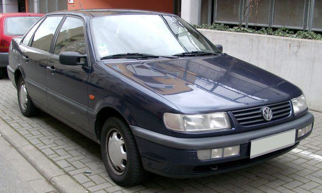 Volkswagen Passat четвертого поколения