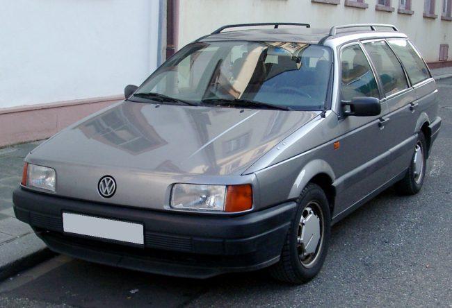 Volkswagen Passat третьего поколения