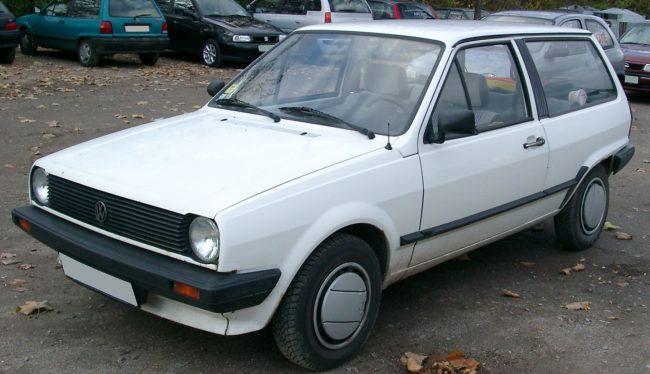 Volkswagen Polo второго поколения
