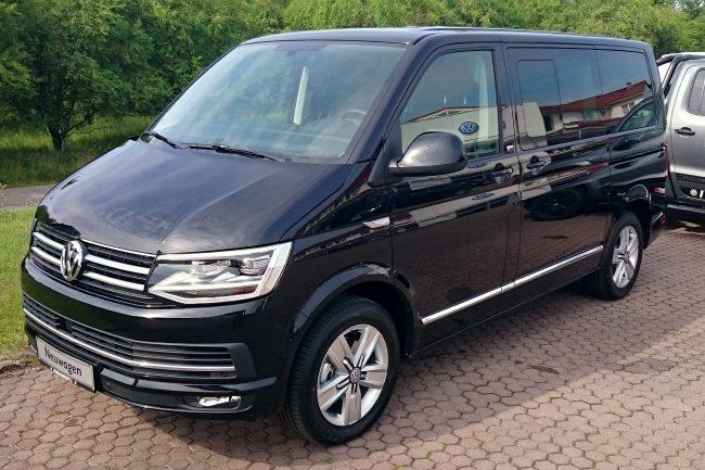 Volkswagen Transporter пятого поколения