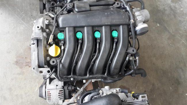 16-клапанный двигатель K4M