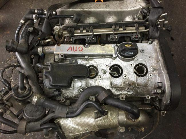Двигатель AUQ