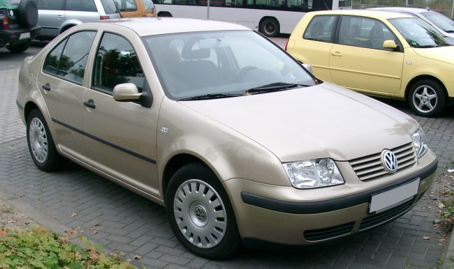 Четвертое поколение Volkswagen Jetta