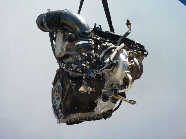Трёхсотсильный мотор CJXC