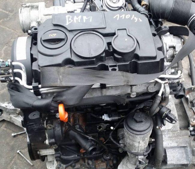 Дизельный мотор BMM