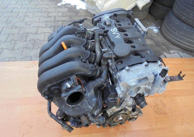 Двигатель BVY