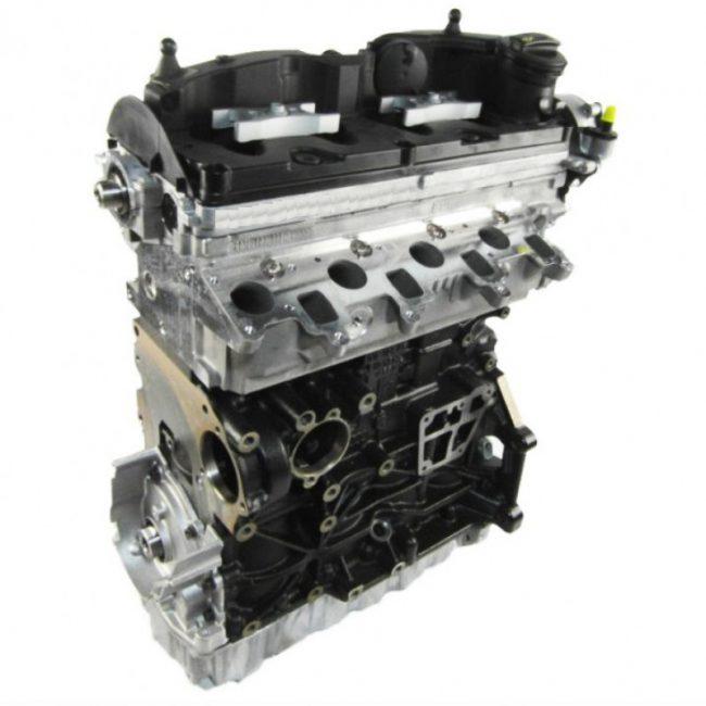 Двигатель CLCA