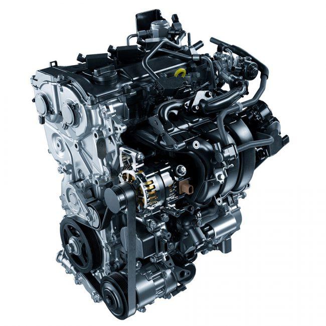 Двигатель M15A-FKS