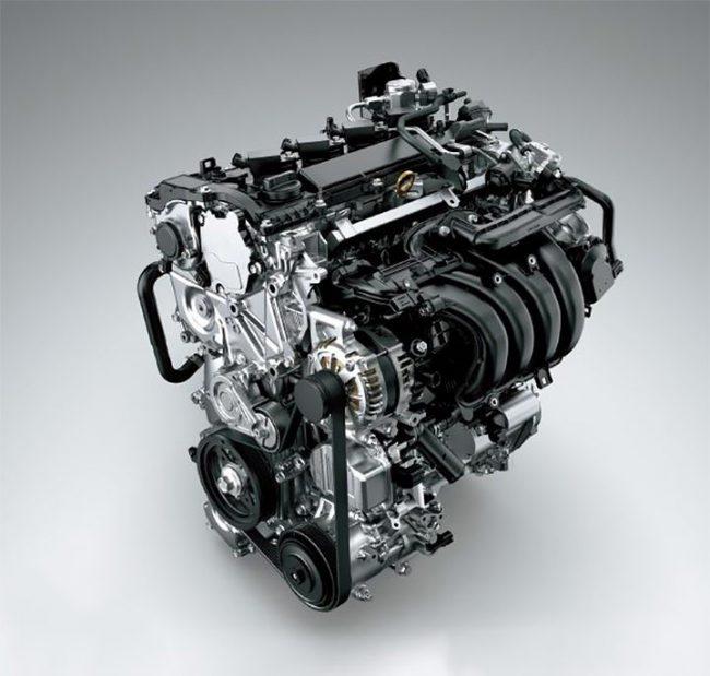 Двигатель M20A-FKS